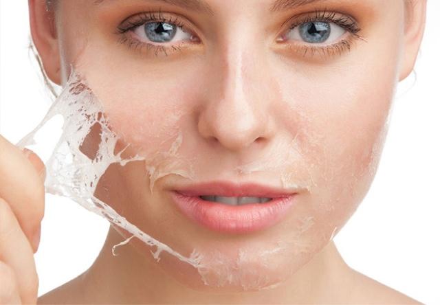 peeling facial en barcelona