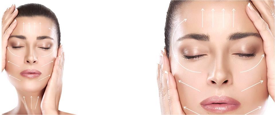 Cómo combatir la Flacidez de la cara