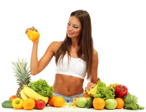 Una dieta equilibrada para perder peso