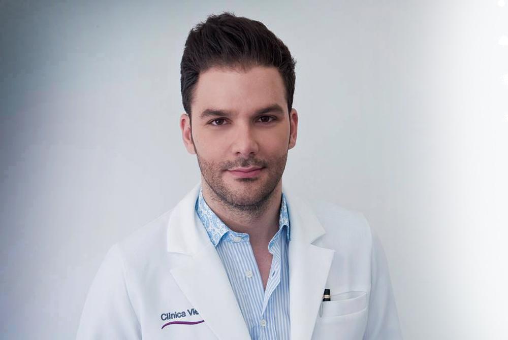 Dr. Fábio Vieira médico estético
